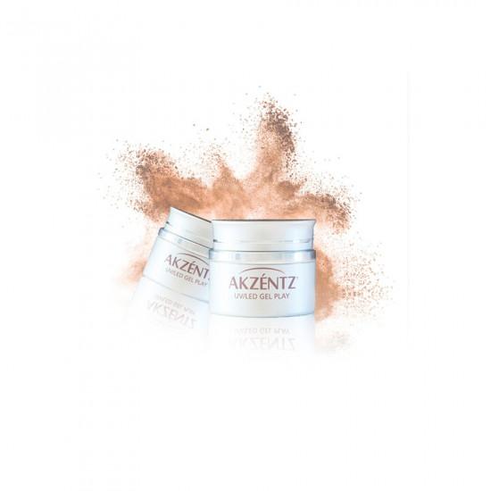 GEL PLAY Pearlescent Powder Copper