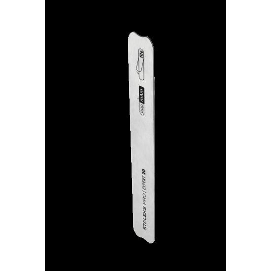 Nail file metal straight (base) STALEKS Expert 20, MBE-20