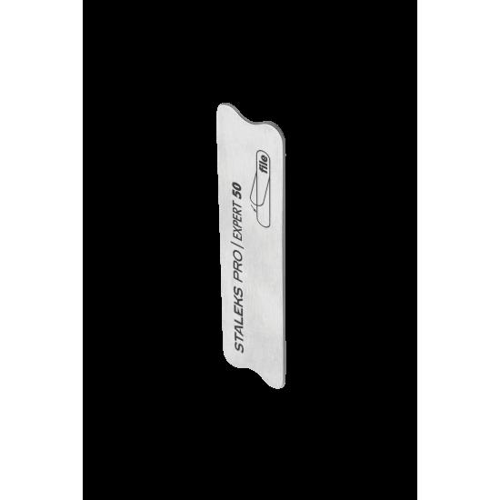 Pila metalica dreapta scurta (baza) STALEKS Expert 50, MBE-50